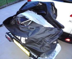 open easy bag paramotor