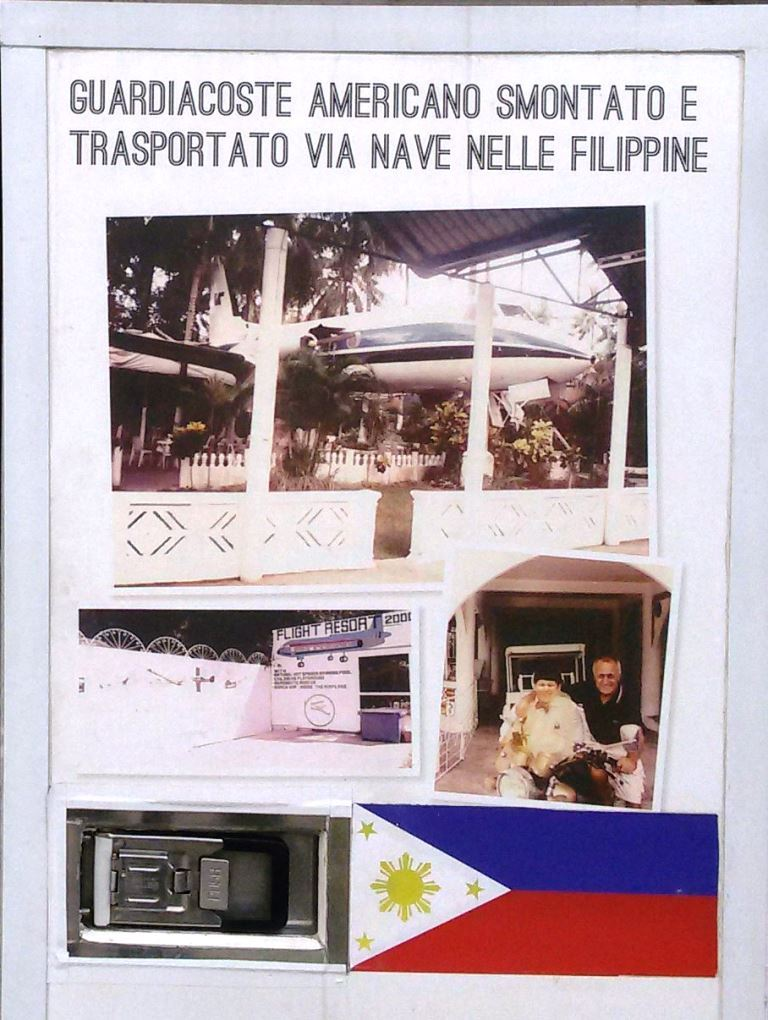 guardiacoste americano resort filippine