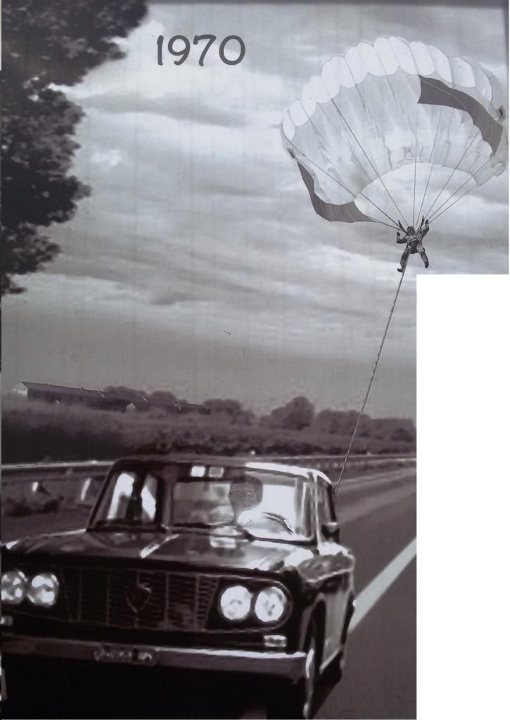 traino paracadute