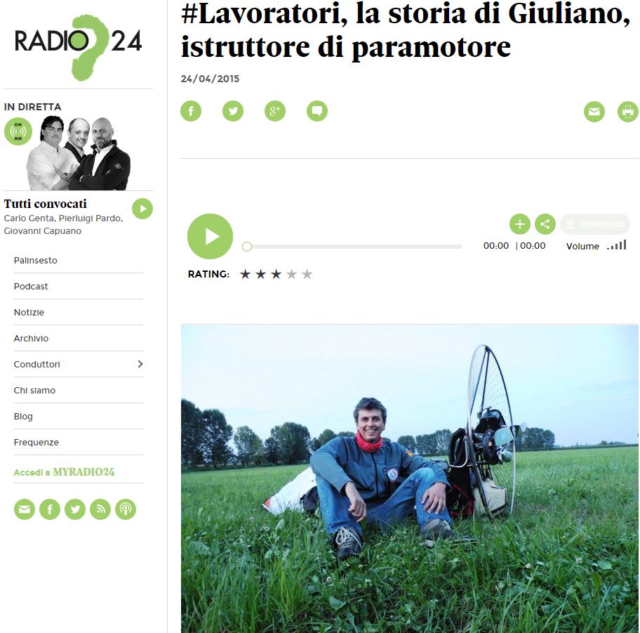 Podcast Radio 24