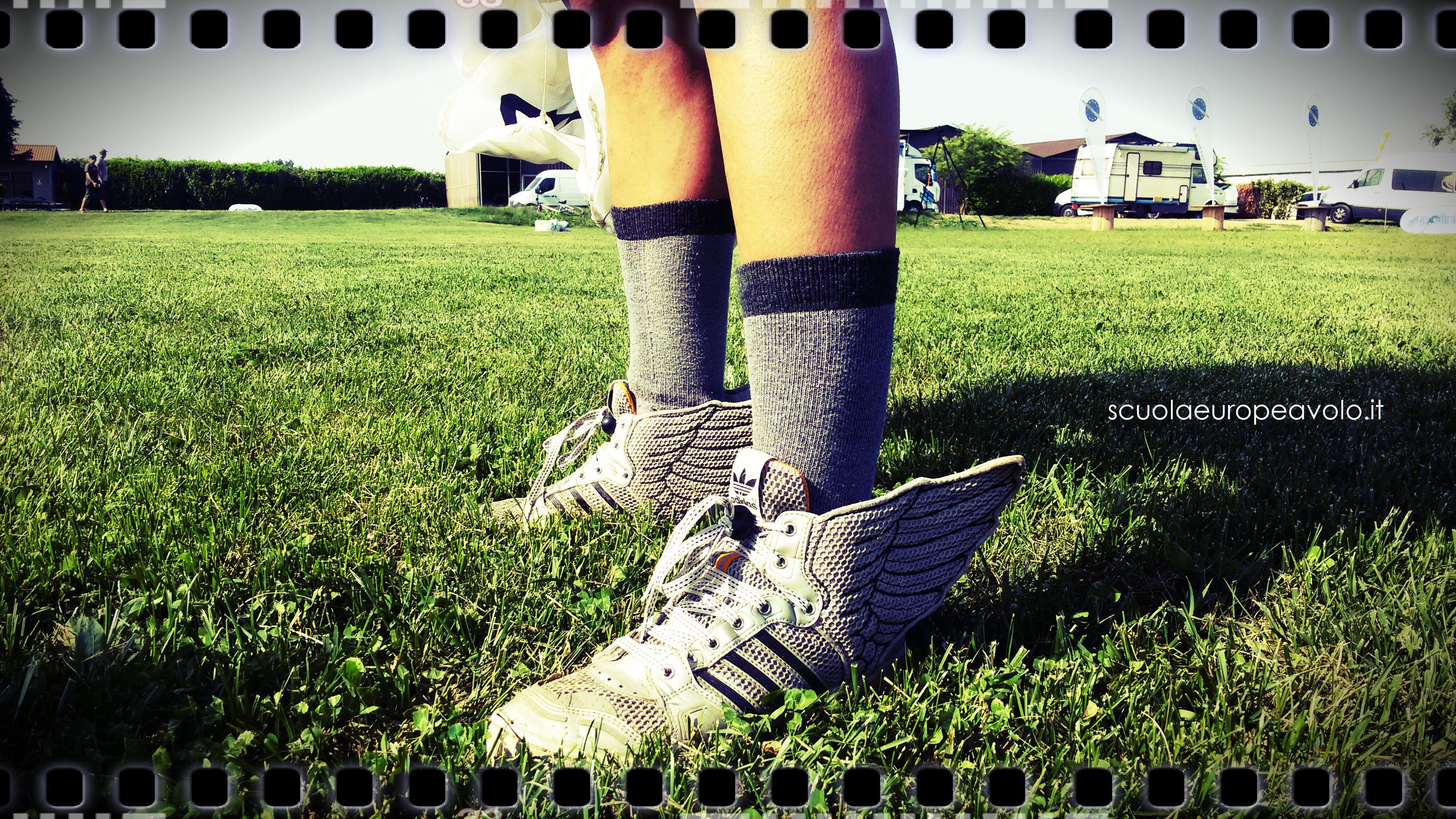 Adidas Scarpe alate